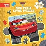 CARS 3 - Mon Petit Livre Puzzle - 5 Puzzles 9 Pièces - Disney Pixar