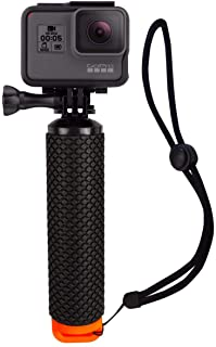 Waterproof Floating Hand Grip, Pole Mount for Gopro Hero 7 6 5 Session 4 3+ 3 2 1