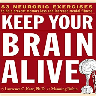 Keep Your Brain Alive audiobook cover art