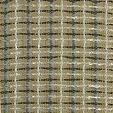 Mojotone Aged Blue/White/Silver Grill Cloth 36' Wide