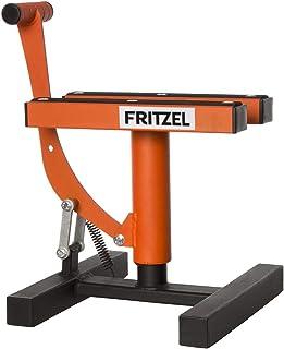 FRITZEL Motorrad Hubständer Kleiner Thron Orange