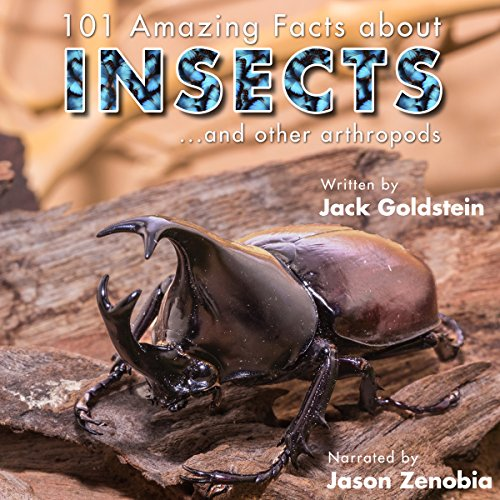 101 Amazing Facts About Insects audiobook cover art