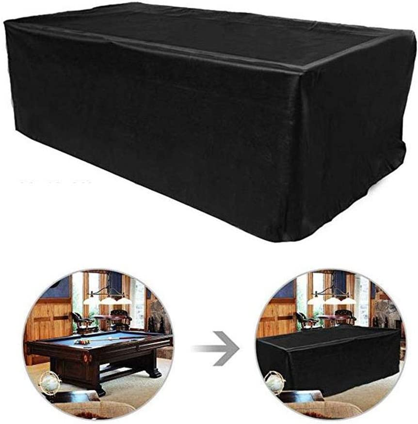 GHHZZQ Pool Cash special price Table Cover Dust-Proof Tear-Resis Waterproof Fees free!! Outdoor
