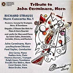 Tribute to John Cerminaro, Horn