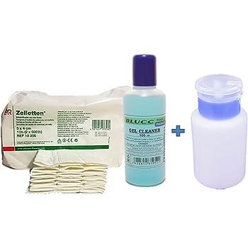 Gel Cleaner 100ml - Eliminar la capa pegajosa de geles UV y ...