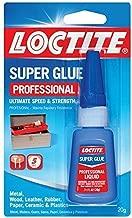 Loctite 1365882 5 Pack 20-Gram Bottle Liquid Professional Super Glue