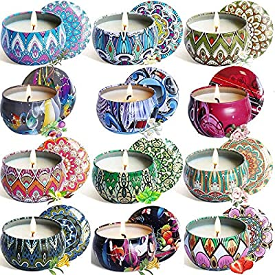 HELLY Scented Candles Gift