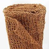 Ufermatte Böschungsmatte I Zum Sonderpreis I 5m Kokosgewebe Kokosfaser-Matte 1m