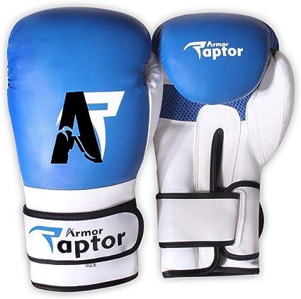 Blue Boxing Gloves Armor Raptor  AR-BGLV-1001