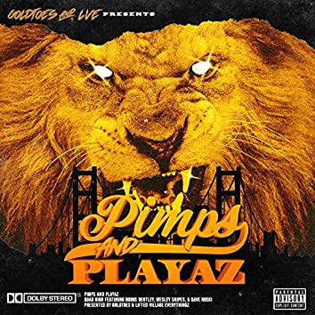 Pimps and Playaz (feat. BoogsBentley, Wesley Snipes & Dave Roski)