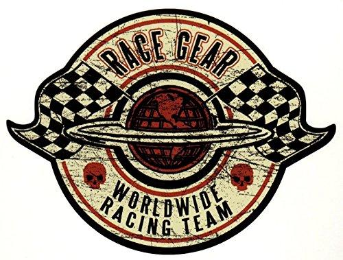 King Kerosin < Race Gear > pegatina / STICKER