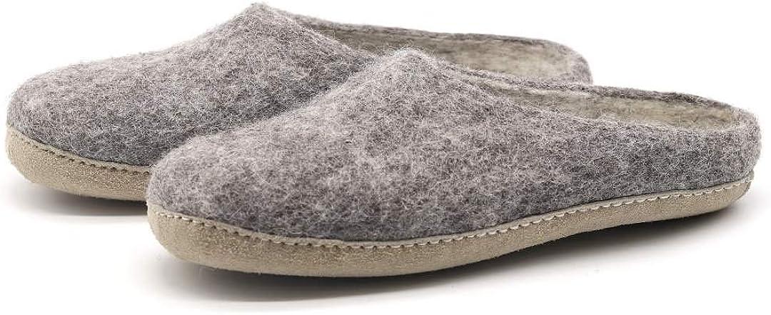 Nootkas price Women's Felted Merino Wool Slipper latest House Mule 'Astoria'