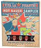 Comida Gourmet Moderna, Libro de Muestras de Salsa Picante, Volumen II, 20 gramos cada uno, Juego de 15 Sabores que van desde Suave hasta Extremo