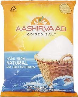 Aashirvaad Iodised Salt, 1 Kg
