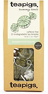 Tea Pigs Peppermint Leaves 15 Teabags