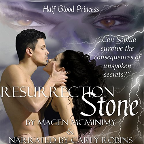 Resurrection Stone audiobook cover art
