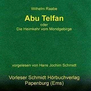Abu Telfan oder Die Heimkehr vom Mondgebirge Titelbild