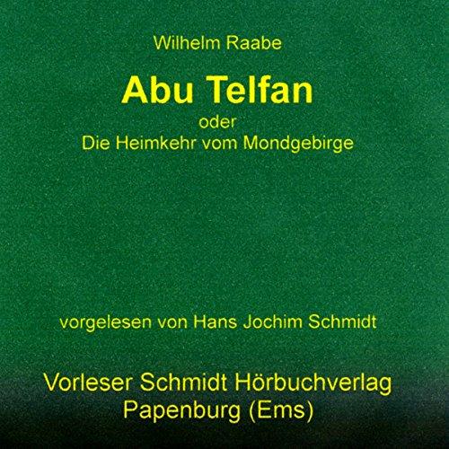 Abu Telfan oder Die Heimkehr vom Mondgebirge audiobook cover art