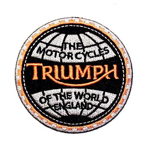 360 Skin Care Triumph British England Big Bike Jacket