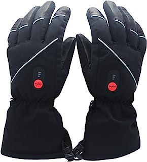 SAVIOR beheizte Handschuhe für Männer und Frauen, Palm Led