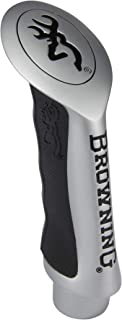 Browning Pistol Grip Gear Shift Knob for Cars and Trucks, for Automatic and Manual Shifter, Fits Most Vehicles.