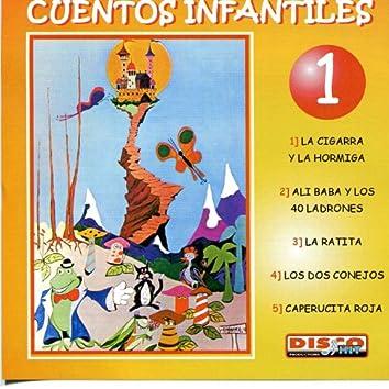 Cuentos Infantiles Vol. 1 - EP