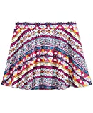 Epic Threads Little Girls' (2T-6X) Geo-Print Scooter Skirt Holiday Ivory 3T/3