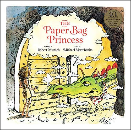 The Paper Bag Princess 40th Anniversary Edition