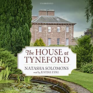 The House at Tyneford audiobook cover art