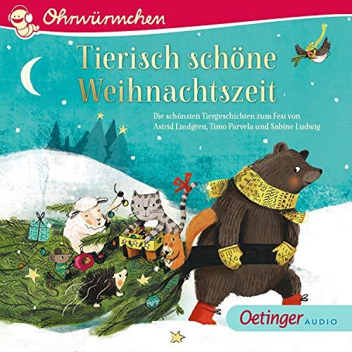 Tierisch schöne Weihnachtszeit Titelbild