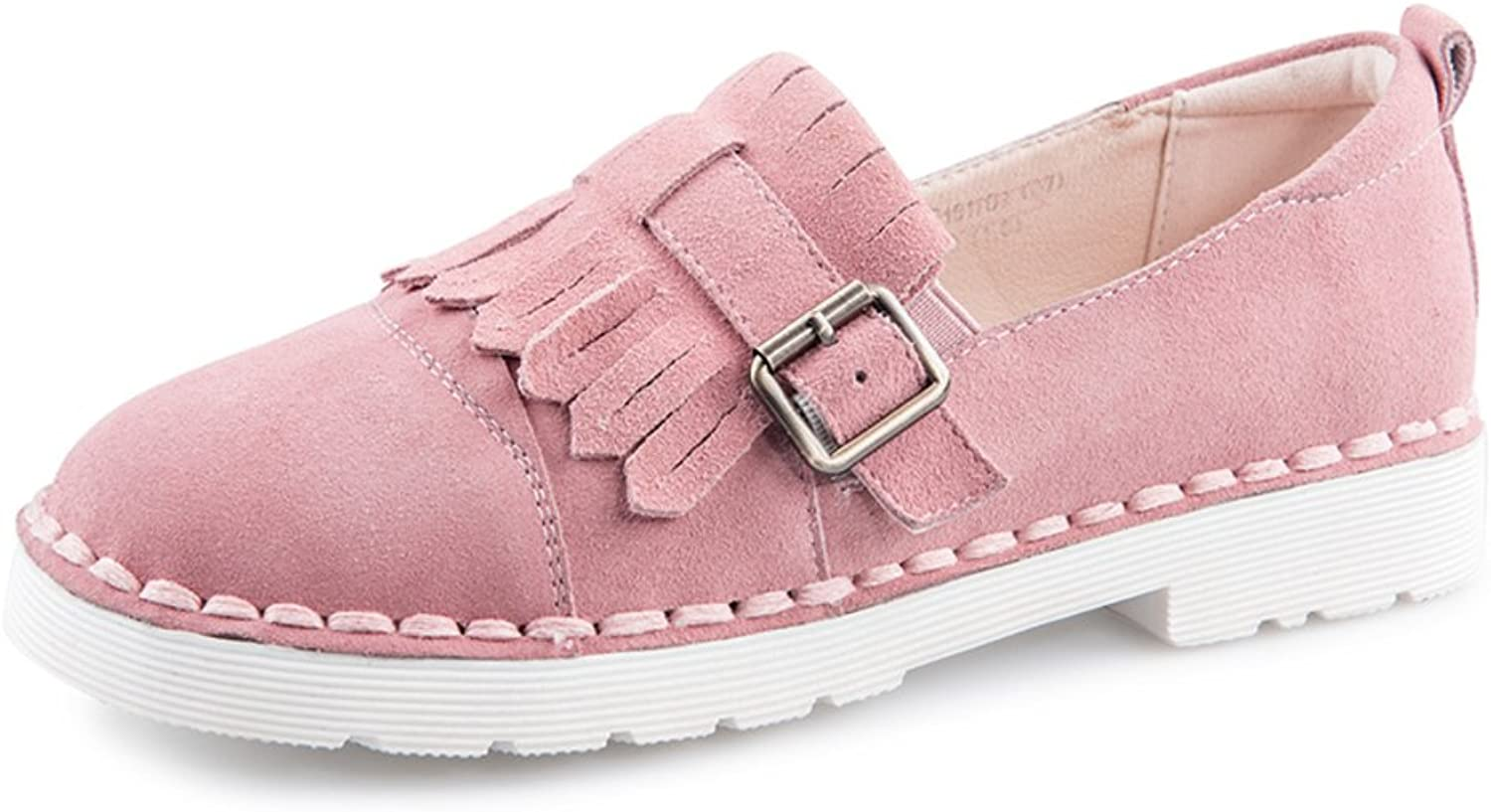 MET RXL Spring and Autumn,Tassel,Casual shoes Lady,Low Heels shoes