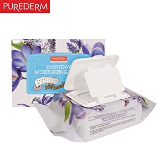 purederm everyday moisturizing mask