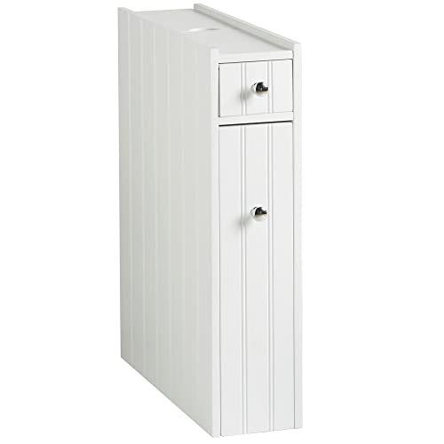 Slim Bathroom Cabinet Amazoncouk