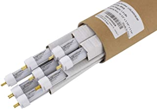 """Durolux LWL4W40-F8T5 12"""" 4Watts White LED T5 Tube with 4000K to Retrofit for 8W T5 Fluorescent Tube of Your Under-Cabinet ..."""