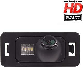 HD 1280x720p Rear Reversing Backup Camera Rearview License Plate Camera Night Vision Ip68 Waterproof for BMW 1/3/5/6 er X6 E5 E39 E46 E90 E91 E92 E60 E61 E70 E71 E72 X3 X5 X1 E84