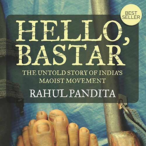 Hello Bastar cover art