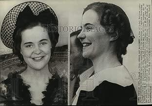 1938 Press Photo Countess Geraldine Apponyi to marry King Zog, Albania - Historic Images