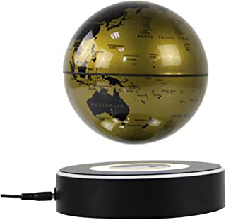 Display Promotion Tai Ji designbas magnetisk levitation glob jord flytande i mitten av luften hem kontor dekoration gåva (...