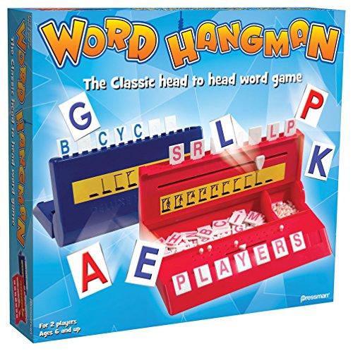 Pressman Word Hangman