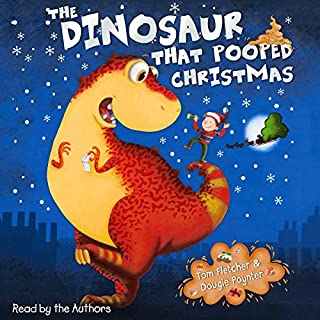 The Dinosaur That Pooped Christmas cover art