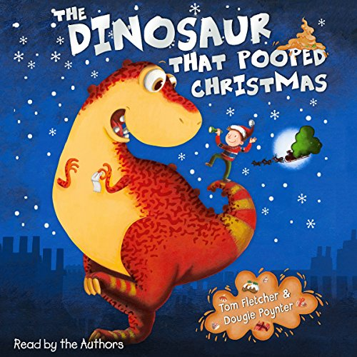 Couverture de The Dinosaur That Pooped Christmas