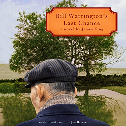 Bill Warrington's Last Chance audiobook cover art