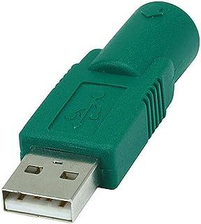 مونوبرايس محول USB ذكر إلى PS2 للعلامة التجارية لوجيتك (102209)