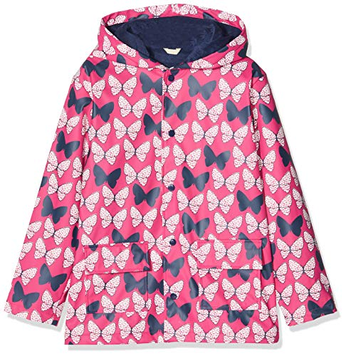 18-24 Mesi Hatley Mini Rain Bundler Raincoat Impermeable Bimbo Blu Taglia Produttore: 18M-24M Dino Herd 400
