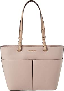 MICHAEL Michael Kors Bedford Medium Top Zip Pocket Tote Soft Pink One Size