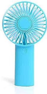 SHANGRUIYUAN-Mini Fan Portable Mini Multifunction Handheld Fan USB Wind Blower Ventilation Fan for Laptop Computer Stand Fan (Color : Blue)