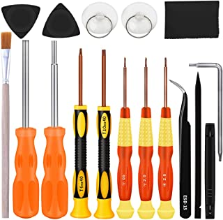 Triwing Screwdrivers Set for Nintendo Switch, Security Screwdriver Game Bit Repair Tool Kit for Nintendo Joycon Wii Wii U ...