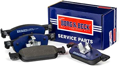 Borg & Beck BBP2591 Pastillas de freno