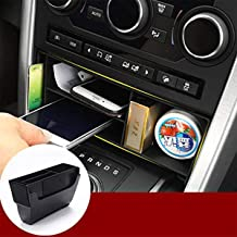 TongSheng for Land Rover Discovery Sport 2015 2016 2017 Car-Styling Plastic Central Console Multifunction Storage Box Phone Tray Accessory