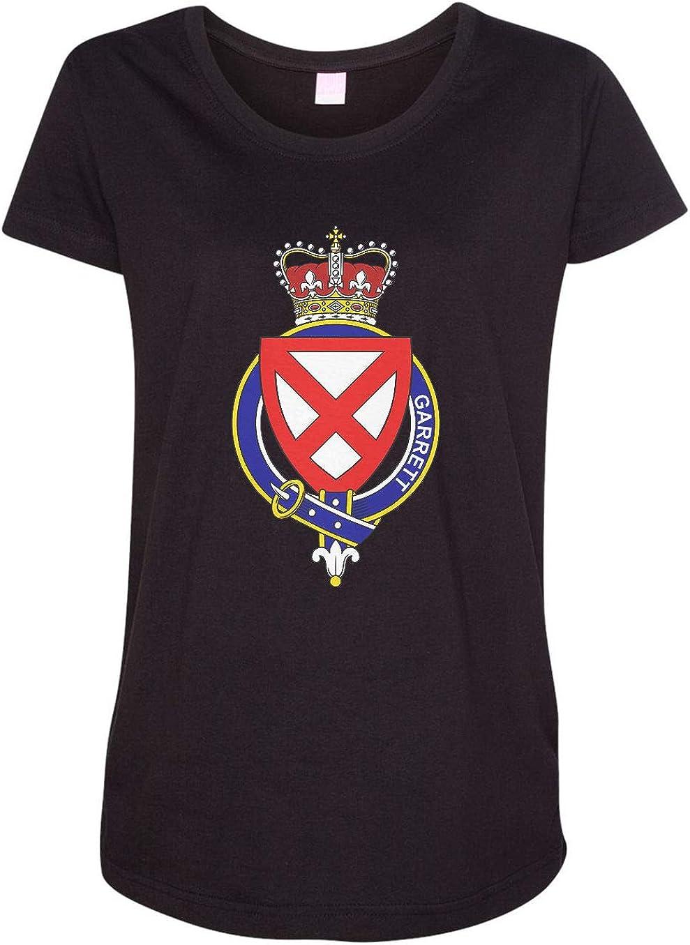 HARD EDGE DESIGN Women's Irish Garter Family Garrett T-Shirt